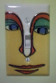 lightswitch faceplate