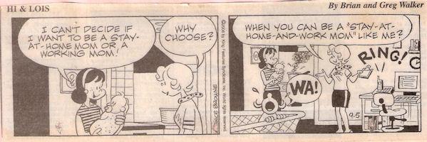 Hi & Lois comic
