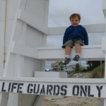 Toddler lifeguard