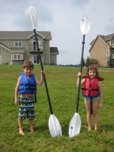 The Kayak Kids