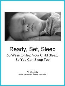 Ready, Set, Sleep