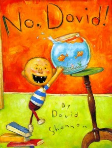 """No, David"" by David Shannon"