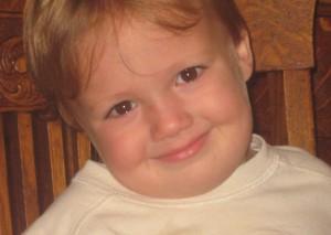 Riley, age 2