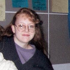 Abby, age 17-ish