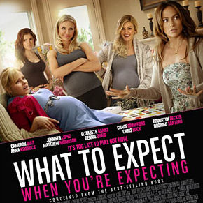 What to Expect When You're Expecting: the movie