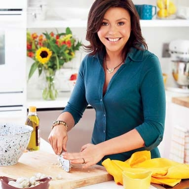 Rachael Ray in the kitchen