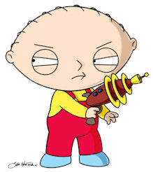 Stewie Griffin from Family Guy