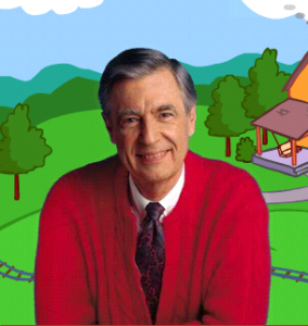 Mister Rogers, PBS