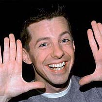 Actor/producer Sean Hayes