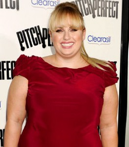 Actress Rebel Wilson