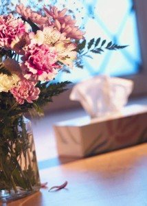 Flowers and tissues