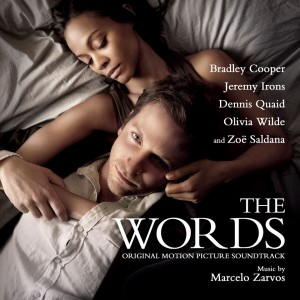 The Words, a movie starring Bradley Cooper and Zoe Saldana