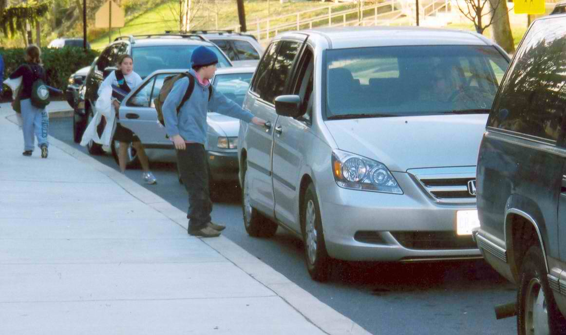 Carpool Lane Rules >> Approaching a Problem from a Different Direction — Abby ...