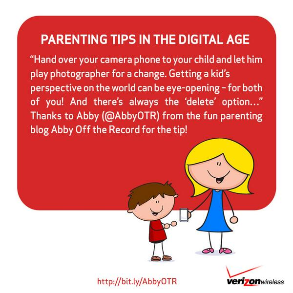 Parenting Tips for the Digital Age