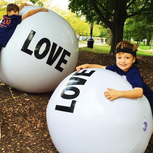 Balls of love