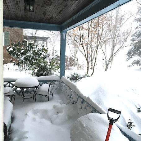 Lots o' snow