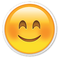 Pleased Emoji