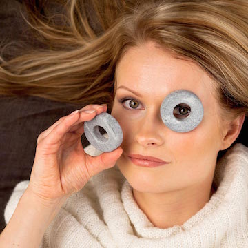 eye stones to relieve tired eyes, from Uncommon Goods