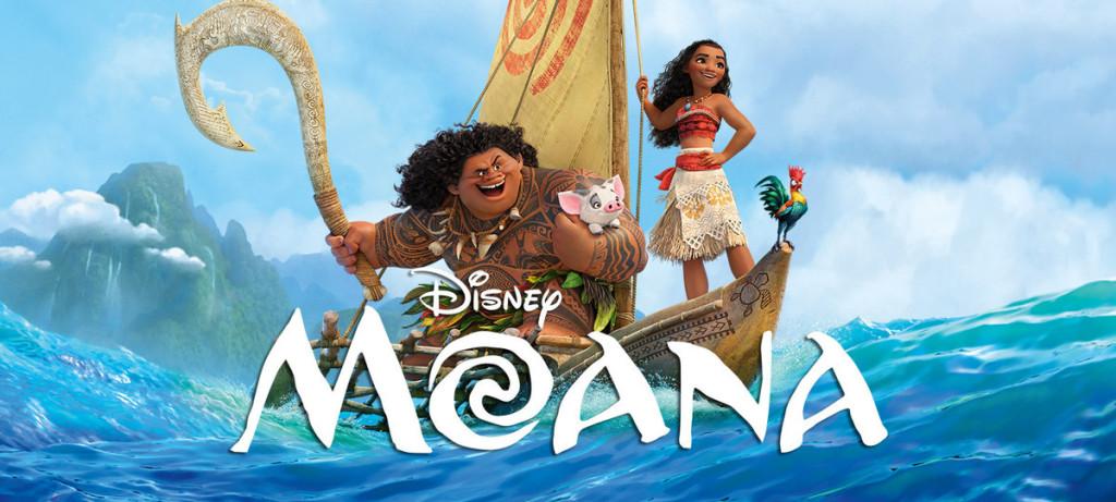 Disney's Moana Movie